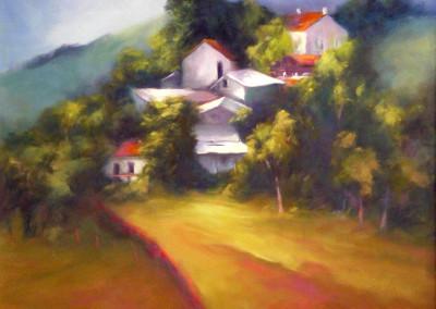 Landscape Art Victoria-Valley