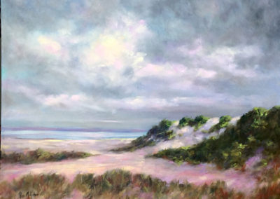 Tracks In The Coorong 76 x 60cm
