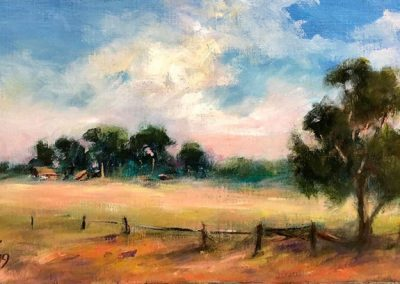 Early Summer 40 x 20cm