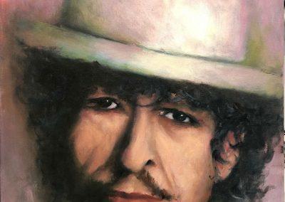 Bob Dylan 40 x 50cm