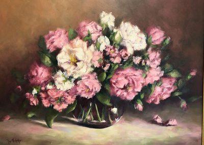 Summer Blooms 60 x 50cm